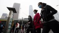 Chinas Kampf um saubere Luft