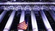 Die Stärke des Dollar weckt in der Fed Sorgen