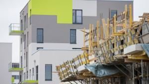 Kleine Warnzeichen vom Immobilienmarkt