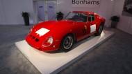 Nicht nur Millionäre lieben das teuerste Auto der Welt, den 1962er Ferrari 250 GTO Berlinetta.
