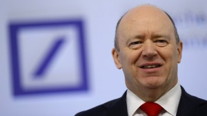 Deutsche Bank-Aktie verliert 5 Prozent