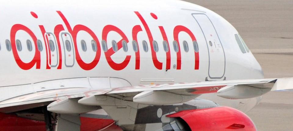 Sparmaßnahmen Air Berlin Verlangt Von Mitarbeitern Gehaltsverzicht