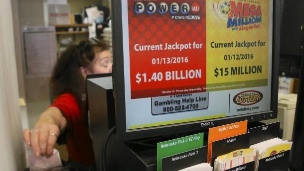 lotto jackpot amerika