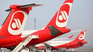 Aktie von Air Berlin ist Verlierer des Tages