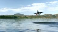 Der Kitty Hawk Flyer - die neue Flugmachine des Google-Gründers Larry Page.