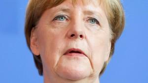 Merkel hält Regierungserklärung zum Brexit