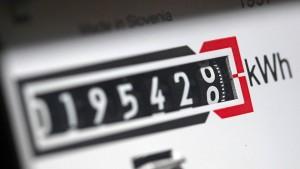 Mehr Haushalten wegen unbezahlter Rechnungen Strom abgestellt