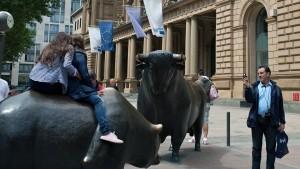 Die Warnzeichen an der Börse mehren sich