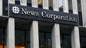 Murdochs News Corp verdient weniger