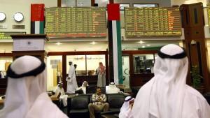 Arabische Börsen sind in Bullenstimmung