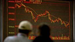 Bei vielen Aktienkursen droht die Trendwende