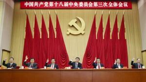Chinas Medien und die glänzende Zukunft der Wirtschaft
