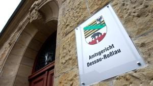 """Der """"König von Deutschland"""" erkennt das Gericht nicht an"""