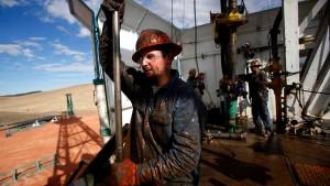 Anleger rechnen mit sinkenden Ölpreisen