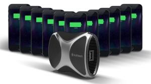 Das Mini-Kraftwerk für die Hosentasche: von Deutschen entwickelt, von Amerikanern finanziert