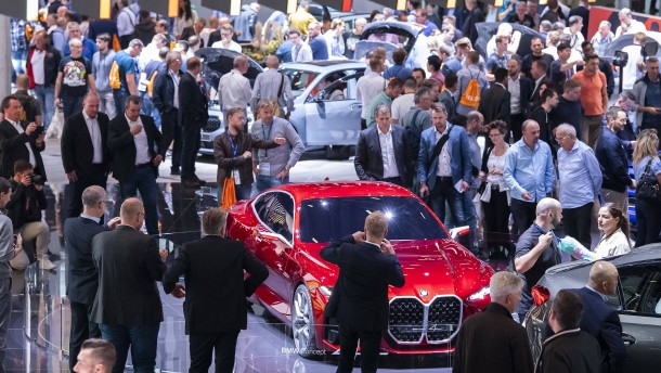 München bekommt Zuschlag für die nächste Automesse IAA