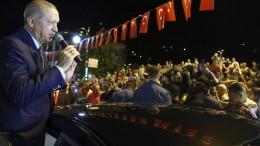 Wie Erdogan den Euro drückt