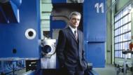 Hans-Gert Mayrose, Vorstandsmitglied der GESCO AG