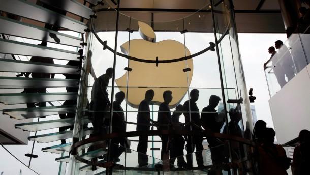 Icahn legt bei Apple nach