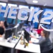 Zentrale des Vergleichsportals Check 24