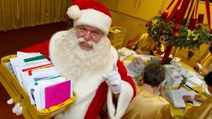 Weihnachten kommt näher...