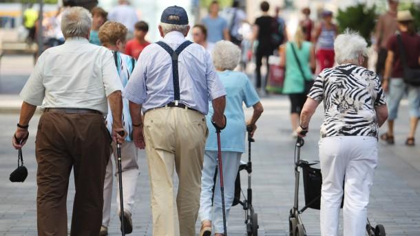 Vorschau: Erster Demografiegipfel der Bundesregierung