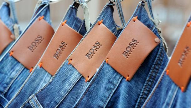 Permira will 7 Millionen Aktien von Hugo Boss verkaufen