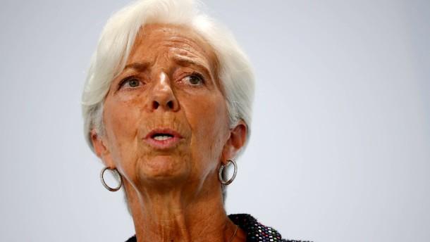 Die EZB hat die Situation richtig erkannt