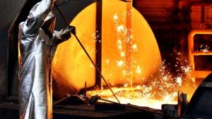 Thyssen Krupp gibt Gleistechnik-Sparte auf