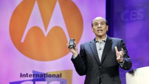 Motorola - die Krise ist noch nicht ausgestanden