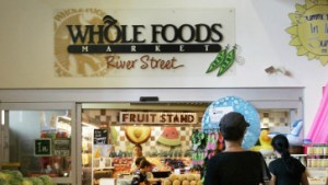 Appetit auf Whole Foods