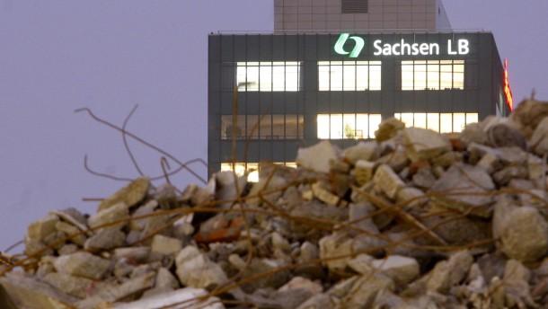 Sachsen zahlt weiter für Fast-Pleite der Sachsen LB