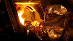 Goldkonzerne im Übernahmefieber
