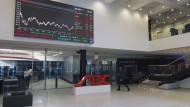 An der Börse in Zürich erreichte der SMI ein Rekordhoch.