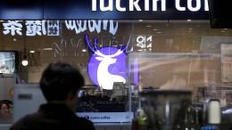 Chinas Starbucks-Rivale Luckin will an die Börse