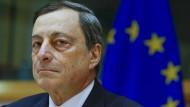 Er steht wieder an den Aktienmärkten diese Woche im Fokus: EZB-Präsident Mario Draghi.