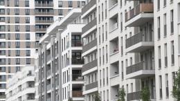Deutsche geben am meisten fürs Wohnen aus