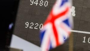 Erholungsversuch nach Brexit-Einbruch
