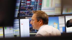 Dax legt vor Fed-Entscheid zu
