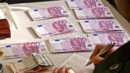 90.000 Schweizer Franken in der Unterhose