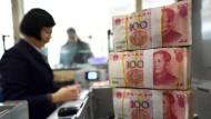 Wie tief fällt der Yuan noch?