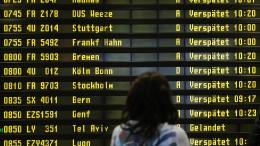 Keine Entschädigung bei bestimmten Flugverspätungen