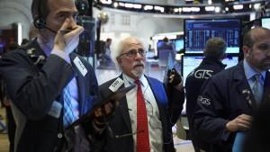 Handelsstreit lässt Aktienkurse fallen