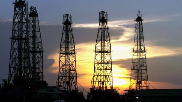 Der Ölpreis auf Rekordhoch