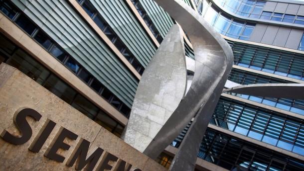 Siemens will Phantasie der Anleger wecken