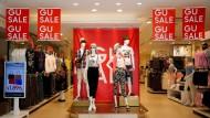 Japans Verbraucher mögen reduzierte Preise
