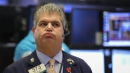 Die Apple-Angst geht an der Börse um