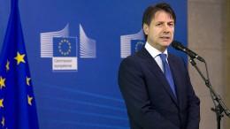 Kritik am Euro aus Italien verschreckt Finanzmärkte