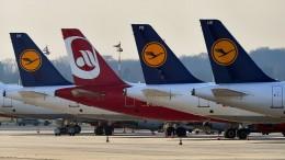 Lufthansa-Aktie auf 17-Jahres-Hoch