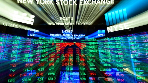 Dax-Anleger machen nach Rekord Kasse
